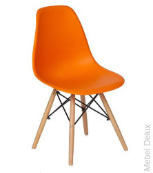 Стул Secret De Maison Cindy (EAMES) (mod. 001) Оранжевый