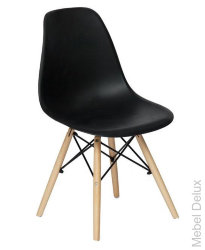 Стул Secret De Maison Cindy (EAMES) (mod. 001) Чёрный
