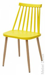 Стул Easel Yellow